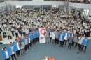 Suarakan Indonesia Tanpa Pacaran, SII LDK UPIM Dihadiri Ribuan Peserta