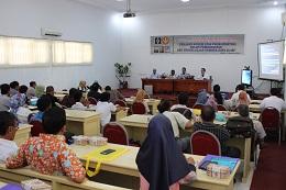 Seminar  Fakultas Hukum, Gali Informasi Permasalahan SDA