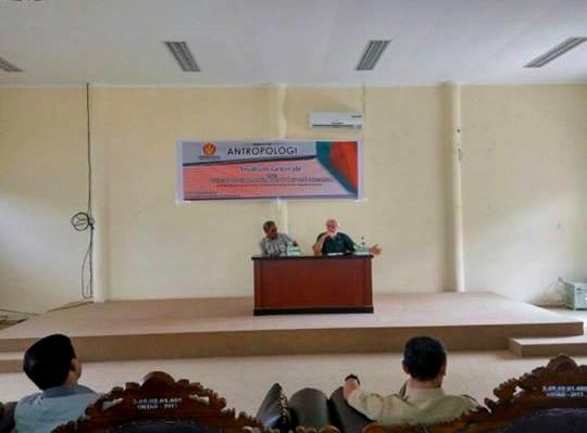 Jurusan Antropologi Untad Gelar Kuliah Umum tentang Perkembangan Budaya di Lembah Bada