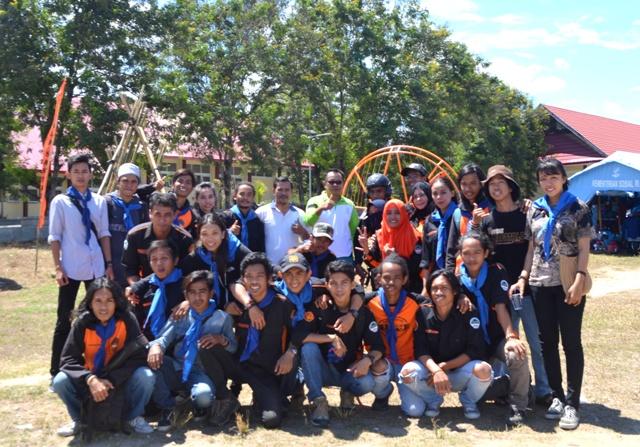 Mapala Santigi Fisip Untad Selenggarakan Expo Kelima