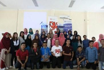 Sahabat Beasiswa Chapter Palu Sosialisasikan Daftar Beasiswa Dalam dan Luar Negeri di FISIP Untad