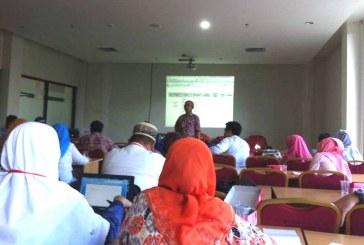 LPPMP UNTAD Selenggarakan Workshop Pengembangan Silabus, RPS Dan Modul