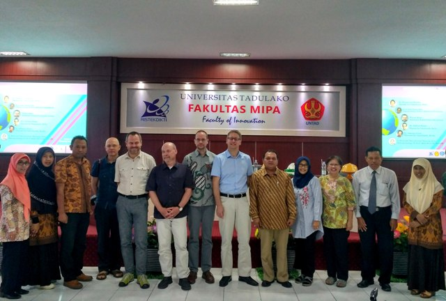 Seminar Internasional FMIPA Untad Angkat Tentang Kekayaan Flora dan Fauna Pulau Sulawesi
