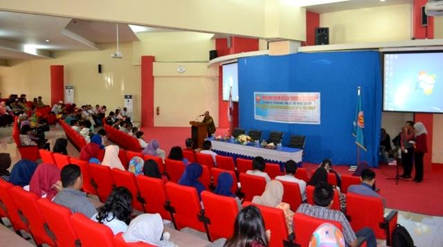 Symposium Forum Dosen Indonesia Sulteng Bahas Kebijakan Pendidikan Tinggi PP No 20 Tahun 2017 Kemenristek Dikti