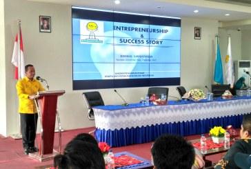 HIPMI Perguruan Tinggi Sulawesi Tengah Ajak Mahasiswa Untuk Jadi Pengusaha