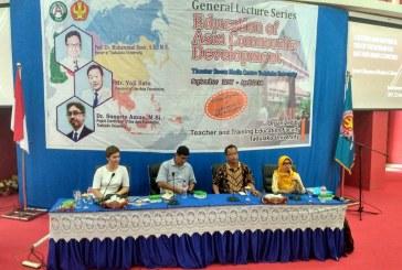 Kuliah Umum Untad Bersama One Asia Foundation Hadirkan Pemateri Asal Pacific National University Khabarovsk Rusia