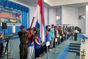 Universitas Tadulako Selenggarakan Pekan Olahraga Dan Seni XI 2017 Untuk Mahasiswa Baru Untad