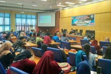 Pentingnya Meningkatkan Kemampuan Menulis, Himpunan Mahasiswa Pendidikan Sejarah FKIP Gelar Workshop Kepenulisan Esai & Artikel