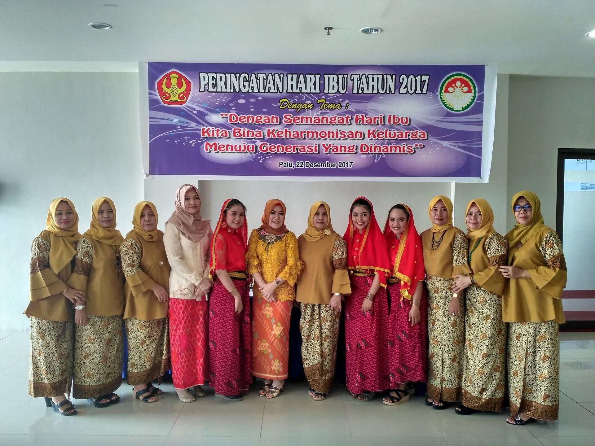 Peringati Hari Ibu 22 Desember, Darma Wanita Untad Gelar Seminar Kesehatan & Aksi Sosial