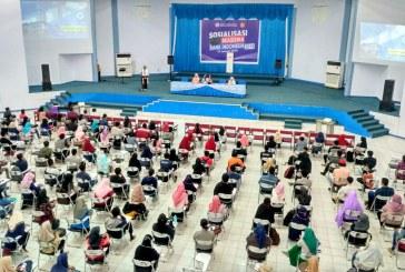 Bank Indonesia Sulteng Kembali Sosialisasikan Beasiswa Pendidikan Untuk Mahasiswa Untad