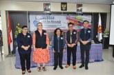 Fakultas Kedokteran Untad Launching Riset Center Hasil Kolaborasi Dengan Deakin University Australia