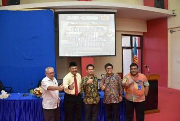 Kementerian Perindustrian Gandeng Universitas Tadulako Dalam Pengembangan SDM Industri Di Morowali Sulteng