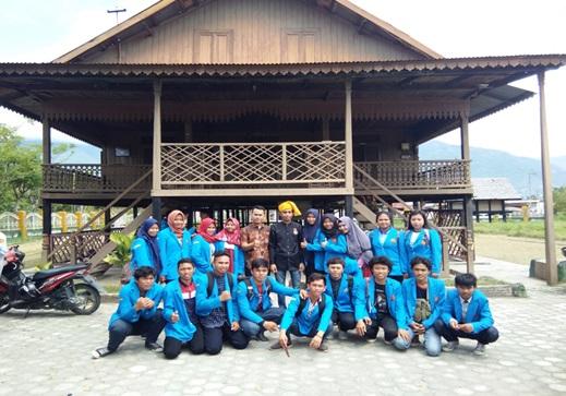 Prodi Pendidikan Geografi Untad Kunjungi Situs Sejarah SouRaja Untuk Praktikum Pendidikan Ilmu Sosial