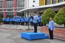 Universitas Tadulako Gelar Upacara Peringatan Hari Lahir Pancasila