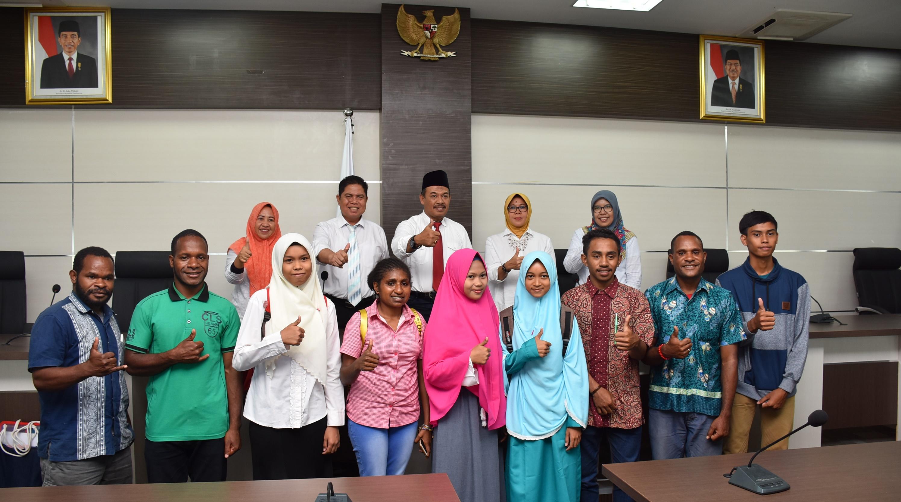 Untad Kembali Terima Mahasiswa Baru Melalui Program ADiK Dari Wilayah 3T