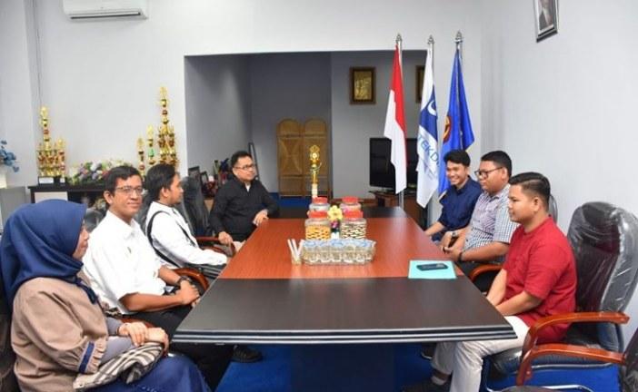 Rektor Untad Apresiasi Tim Debat Untad Yang Raih Juara III Di Kompetisi Debat Mahasiswa Se Indonesia
