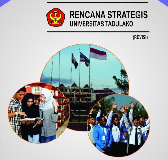 Rencana Strategis Universitas Tadulako 2015-2019