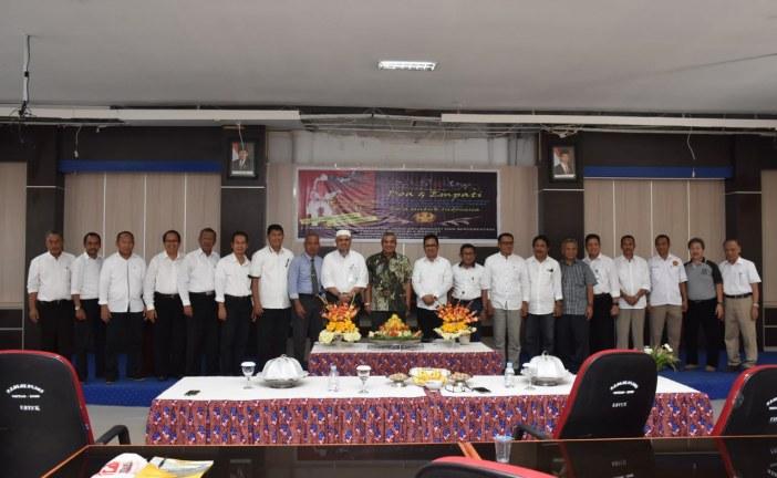Rektor Universitas Mulawarman Hadiri Acara Doa & Empati Untad Serta 35 Tahun Pendidikan Keteknikan FATEK