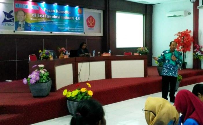 Kuliah Umum Prodi Bimbingan & Konseling FKIP Untad Hadirkan Ketua Asosiasi BK Indonesia
