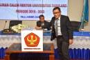 Prof. Mahfudz Terpilih Jadi Rektor UNTAD Periode 2019-2023