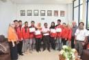 Tim Karate Untad Bawa Pulang 5 Medali Kejuaraan Karate Se Asia Tenggara Di UNS CUP XI Solo