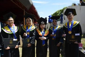 Lima Mahasiswa Internasional Asal Thailand & Vietnam Berbagi Kesan Usai Selesaikan Studi S1 Di Untad