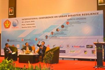 Perdana Gelar International Conference, Fakultas Teknik Untad Hadirkan Pemateri Dari Empat Negara