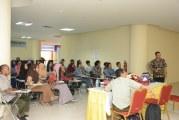 International Office Untad Gelar Penguatan Mahasiswa Kelas Internasional Melalui Student Training