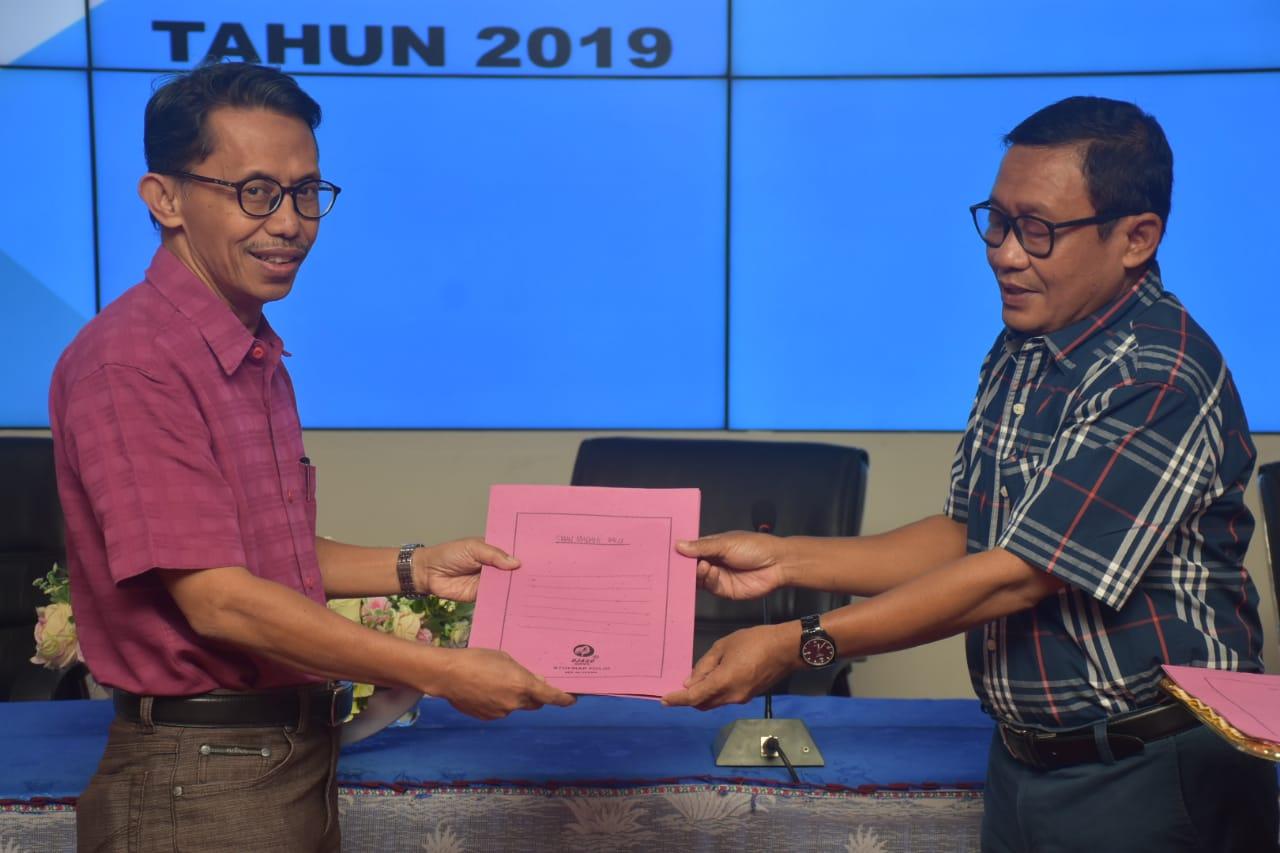 Rektor Untad Harapkan Pelaksanaan UTBK SBMPTN 2019