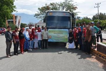 LPPM Universitas Jendral Soedirman Bersama Untad Salurkan Bantuan Untuk Korban Bencana Di Palu