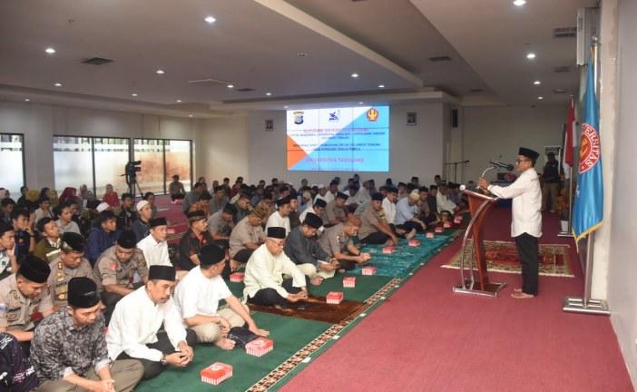 Pererat Silaturahmi, Polda Sulawesi Tengah Dan Untad Gelar Buka Puasa Bersama