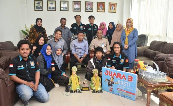 Diikuti 64 Perguruan Tinggi Se Indonesia, Tim Robotik Untad Raih Juara III Tingkat Nasional