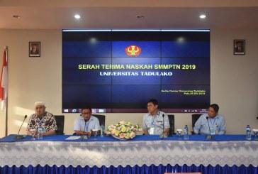 Sebanyak 5.811 Peserta Mengikuti Ujian SMMPTN 2019 Di Untad