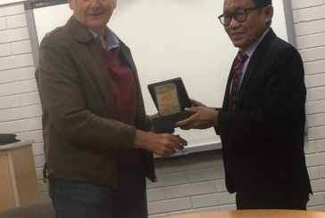 Rektor UNTAD Tandatangani MoA dengan HISH The University of Newcastle – Australia