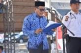 Upacara HUT Republik Indonesia Ke 74, Rektor Untad : SDM Unggul, Indonesia Maju!