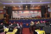 Wisuda Ke 98 & Pengukuhan Dua Guru Besar Jadi Puncak Acara Dies Natalies Untad Ke 38