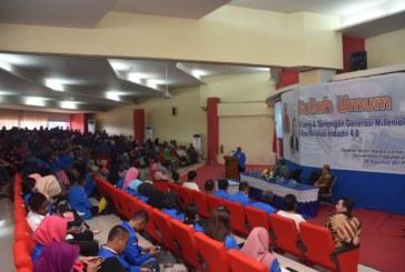 Untad Bersama PT. IMIP Gelar Kuliah Umum & Tandatangani MoU Kerjasama