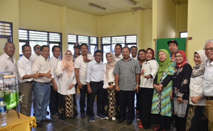 Direktur Penguatan Inovasi-Kemenristekdikti Tinjau Project Pengembangan Bibit Unggul Sapi Donggala Untad