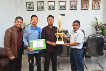 Team Mahasiswa Bidikmisi Untad Raih Juara II Lomba Esai Tingkat Nasional