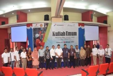 SKK Migas Cab. Kalimantan – Sulawesi Bersama KKKS Wilayah Sulteng Gelar Kuliah Umum di Untad