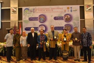 Fakultas Kesehatan Masyarakat Untad Gelar International Conference Terkait Public Health