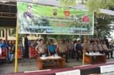 Untad & Polda Sulteng Gelar Penanaman Pohon Untuk Penghijauan Area Untad