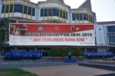Universitas Tadulako Gelar Upacara Peringatan Hari Pahlawan