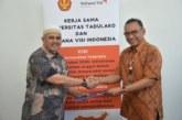 Untad & Wahana Visi Indonesia Jalin Kerjasama Di Bidang Pemberdayaan Masyarakat & Desa Untuk Kesejahteraan Anak Di Sulteng