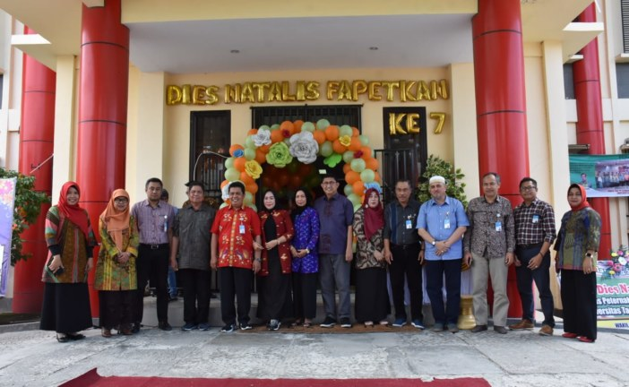 Fakultas Peternakan & Perikanan Gelar Dies Natalies Ke – 7