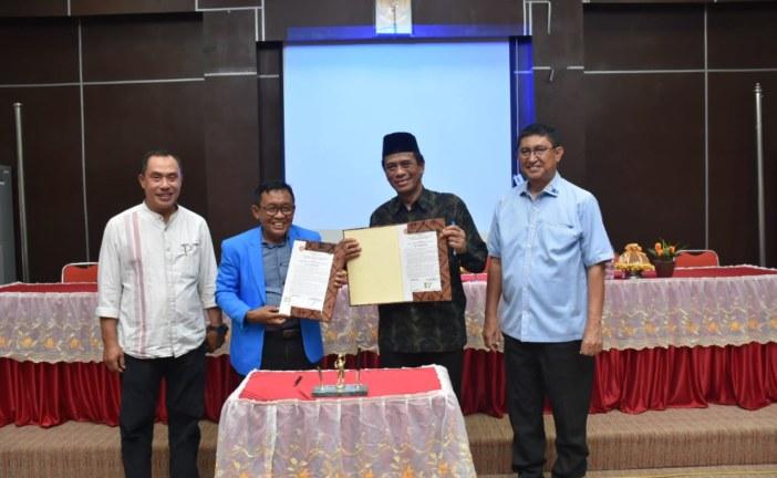 Untad dan BPJPH Kemenag RI Tandatangani Kerjasama Terkait Jaminan Produk Halal & Pengembangan Kelembagaan