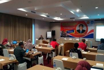 Prodi Magister Fakultas Teknik Sipil Untad Gelar Workshop Terkait Penulisan Karya Ilmiah & Publikasinya