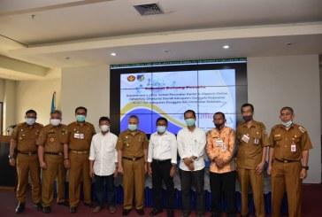 Pemerintah Kabupaten Donggala Gandeng LPPM Untad Terkait Implementasi e-office