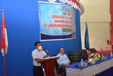 Tingkatkan Kinerja, Untad Gelar Sosialisasi & Workshop Sasaran Kerja Pegawai