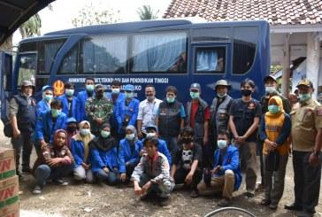 Untad Salurkan 3000 kg Beras & Donasi Lainnya Untuk Korban Gempa Di Sulbar